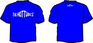 HOT TUBES unisex azul